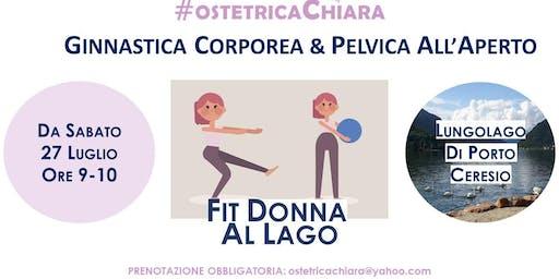 Fit Donna al LAGO: Ginnastica Corporea & Pelvica