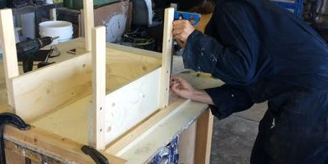 Wood Furniture Design Workshop (March 2020) tickets