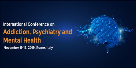 International Conference on Addiction, Psychiatry and Mental Health biglietti