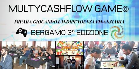 Multycashflow Game© Bergamo - 3° Edizione biglietti