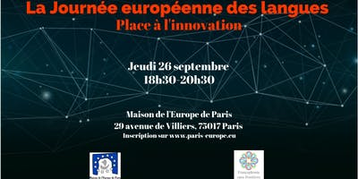 La Journée européenne des langues : place à l'innovation