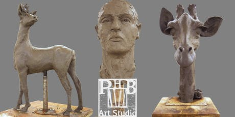 Clay Modelling Evening Class with Alan Beattie Herriot tickets