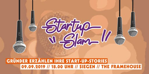 START-UP SLAM Vol. 3