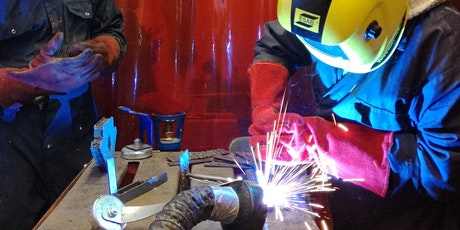 Introductory Welding for Artists (Mon 30 Mar 2020 - Afternoon)  tickets