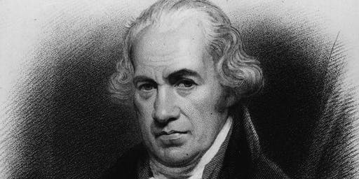 James Watt, the man who changed the world - Speakers Lunch