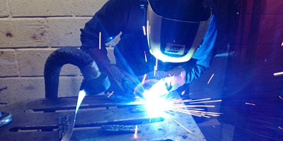 Introductory Welding for Artists (Mon 30 Mar 2020