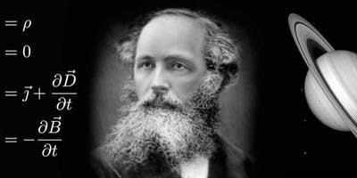 James Clerk Maxwell, more than meets the eye - Speakers Lunch