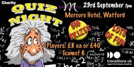 Watford Quiz Night  tickets