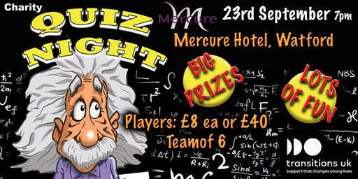 Watford Quiz Night