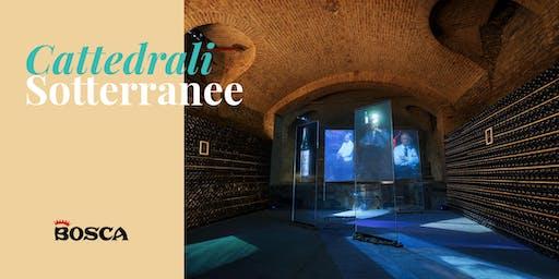 Visite guidée aux Caves Bosca le 24 août 2019 à 12h45