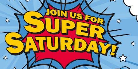 Super Saturday at Anglia Square! tickets