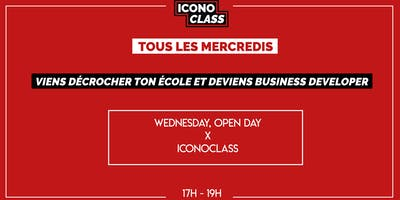 WEDNESDAY, OPEN DAY x  ICONOCLASS (4 SEPTEMBRE)