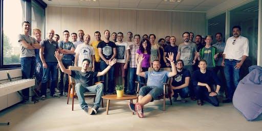 Angular Master Class - MÁLAGA