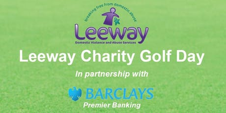 Leeway Golf Day in partnership with Barclays Premier Banking tickets