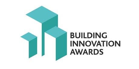 Building Innovation Awards 2019 tickets