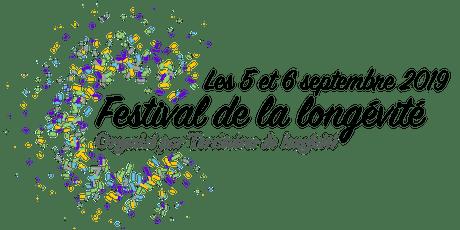 Festival de la Longévité billets