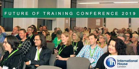 The Future of Training Conference tickets