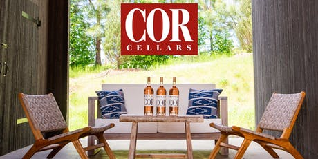 7-course winemaker dinner with award winning COR Cellars  tickets