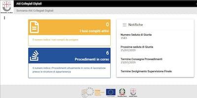 Atti Collegiali Digitali Regione Liguria - Edizione 2 - Settembre 2019