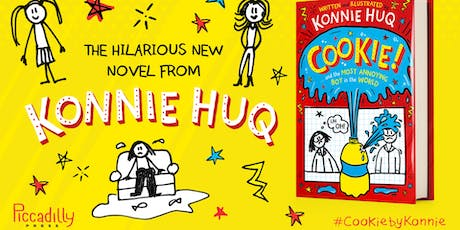 An evening with Konnie Huq and Cookie tickets