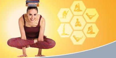 """Yoga Kongress 2019 - """"Yoga - Weisheit und Dynamik"""""""