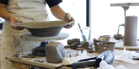 Introduction to Sculptural Ceramics - Hand Building & Surface Decoration (Weekend, April 2020) tickets
