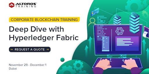 Corporate Blockchain Training: Deep Dive with Hyperledger Fabric [Dubai]