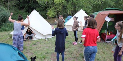 Yoga Summer Camp - für Kinder und Jugendliche