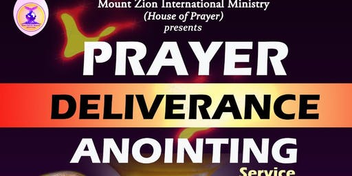 Prayer & Deliverance Service