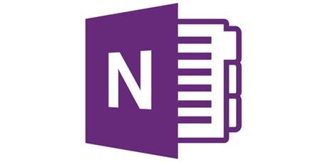 Microsoft OneNote - Getting started - half day course (Group 1)