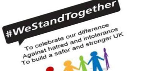#WeStandTogether Event 2019 (Rugby Borough) tickets