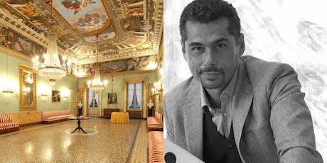 DimoreDesign | Bergamo, Visita alla dimora e Incontro con Giancarlo Zema biglietti
