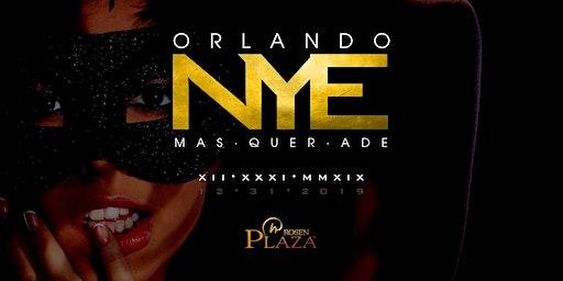 Orlando New Year's Eve 2020 - The Masquerade