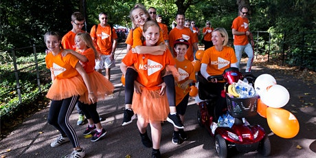 My MS Fundraising - Do it your own way for the MS Society!