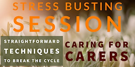 BRENTWOOD - STRESS BUSTING SESSION 1 tickets