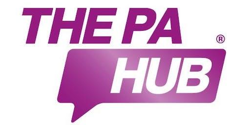 The PA Hub Leeds Development Event with Guest Speaker Liz Hardwick