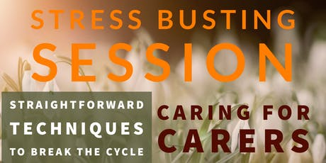 BENFLEET - STRESS BUSTING SESSION 1 tickets