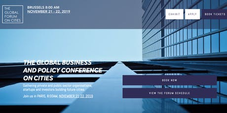 The Global Forum On Cities tickets