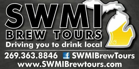 August 24th 3-9pm Brewery Tour tickets