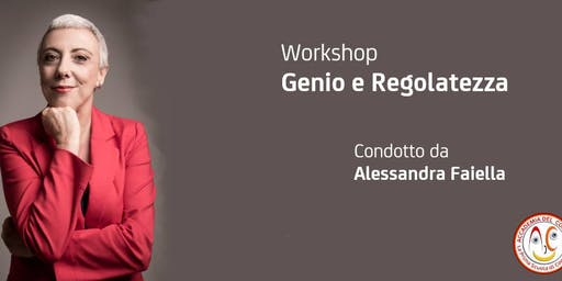 Workshop Genio e Regolatezza
