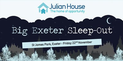 The Big Exeter Sleep-Out 2019