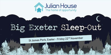 The Big Exeter Sleep-Out 2019 tickets
