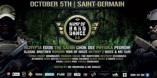 Army of Hard Dance 3.0