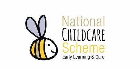 National Childcare Scheme Training - Phase 2 - (Carmichael Centre) tickets