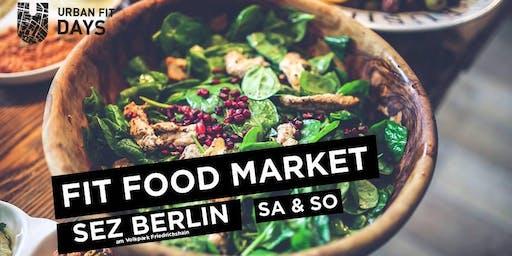 Fit Food Market - 14. und 15. September 2019