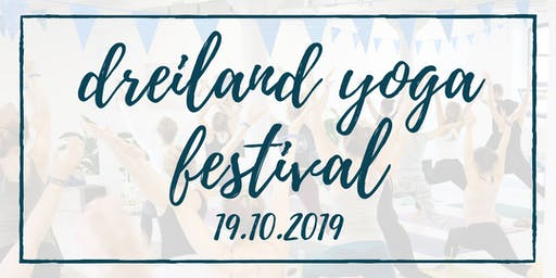 Dreilandyoga Festival 2019 - Super Early Bird Tickets