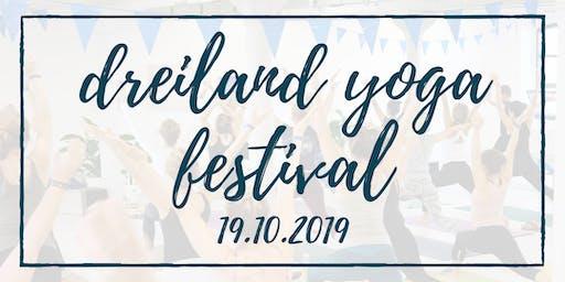 Dreilandyoga Festival 2019 - Super Early Bird Tickets