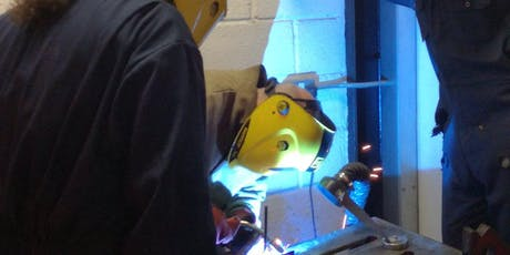 Introductory Welding for Artists (Fri 6 Sept - Morning) tickets