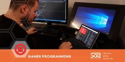 Workshop: Hack n Slash! - Games Programming