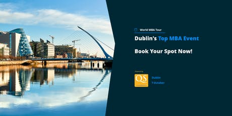 Dublin's Top MBA Networking Event tickets